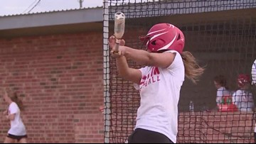 New Braunfels Canyon softball back in a familiar place: the state championship