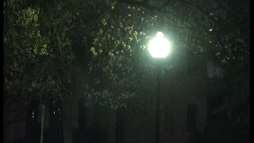 New SA lighting plan aims to promote safety, preserve aesthetics