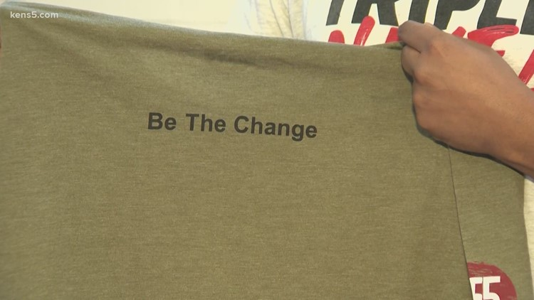 Mission SA: Veterans promote diversity through new clothing brand