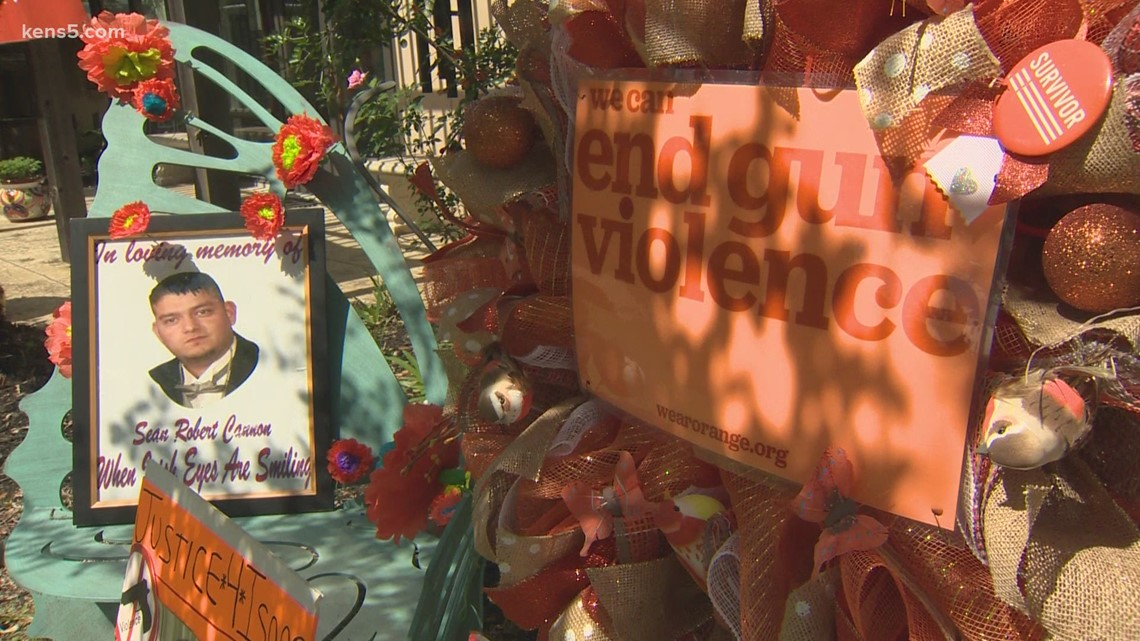 Mothers of gun violence victims in San Antonio gather to advocate for gun safety