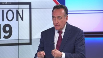 Former Mayor Henry Cisneros talks about close mayoral race