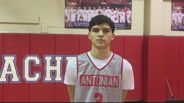 Antonian point guard Gavino Ramos on the Apaches' chemistry