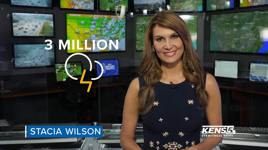 WEATHER MINDS with Stacia Willson: Take cover in lightning storms