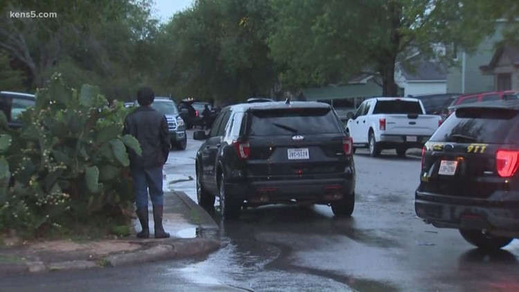 Police: Man barricaded in home on far east side