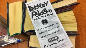 Book worms to meet iconic authors at Brandeis HS LibraryPalooza