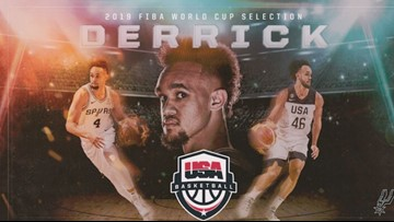 Spurs' Derrick White added to USA World Cup team