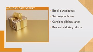 How to keep your holiday gifts safe - after the holidays