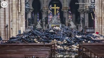 Can Notre Dame be rebuilt in 5 years?