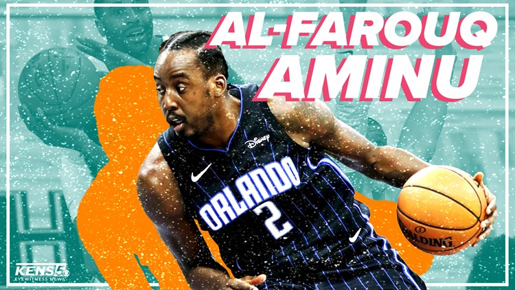 What's next for Al-Farouq Aminu after being traded to San Antonio? | Spurs Preseason Profile