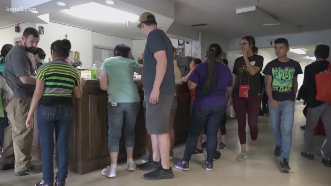 South Texas community overwhelmed amid continued flow of migrants, release of families by Border Patrol