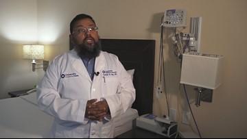 Solving sleep apnea with a sleep study   Wear the Gown