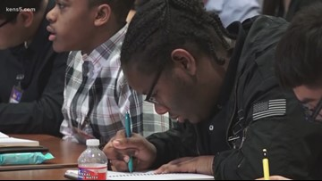 Hundreds of local students connect with potential career paths