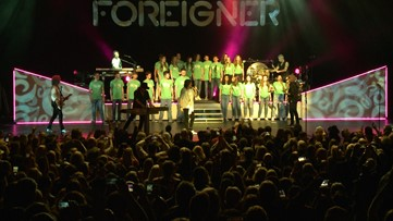 Reagan Show Choir not foreign to bright lights, big stage | Kids Who Make SA Great