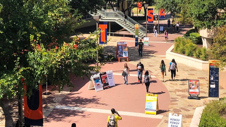UTSA officially announces return to campus