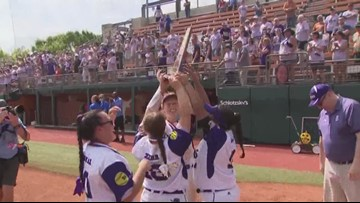 Cowgirls are 1A State Champs for the first time