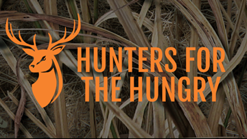 You can donate deer meat to the San Antonio Food Bank
