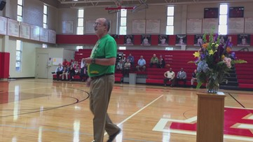 Former Sam Houston coach Wayne Dickey on John Hunt