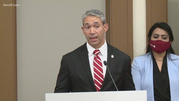 Mayor Nirenberg blasts Gov. Abbott's executive order limiting local governments' ability to combat COVID-19