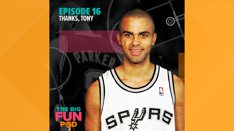 Spurs retire Tony Parker's jersey, losing streak continues   The Big Fundamental Podcast