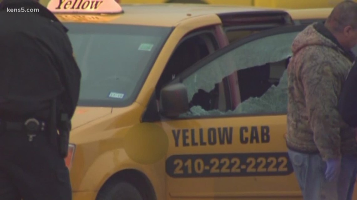 Taxi San Antonio >> Taxi Driver Shot To Death In Windcrest