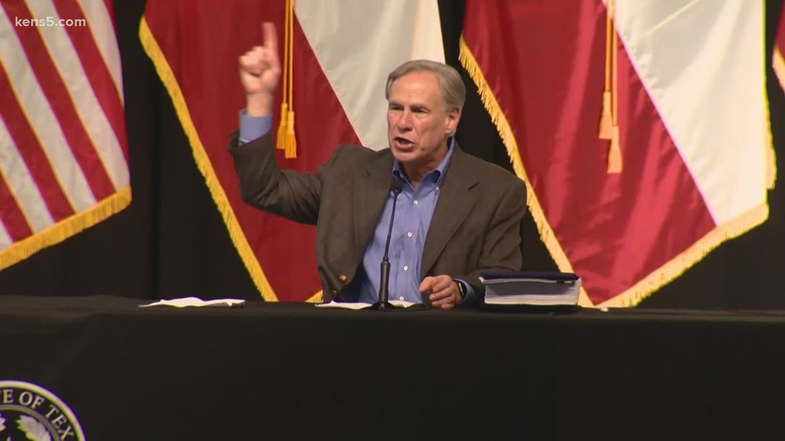 Gov. Abbott breaks down new initiatives to fortify security at southern border