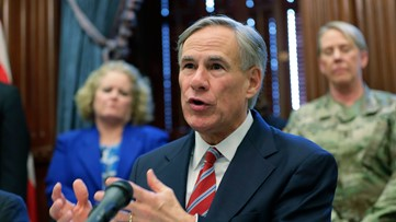 Gov. Abbott says stay-at-home order is working, more test kits on the way