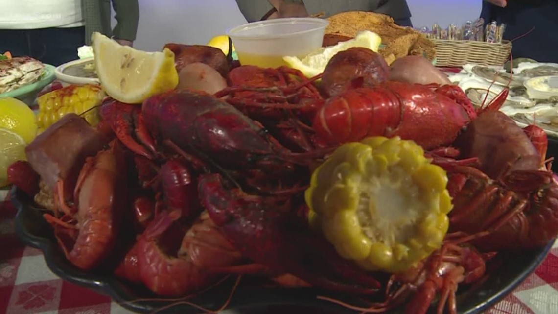 Dry Dock Oyster Bar now serving crawfish