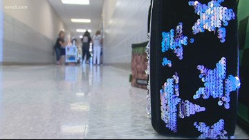 Fridays have an extra jolt of java at this elementary school | Kids Who Make S.A. Great