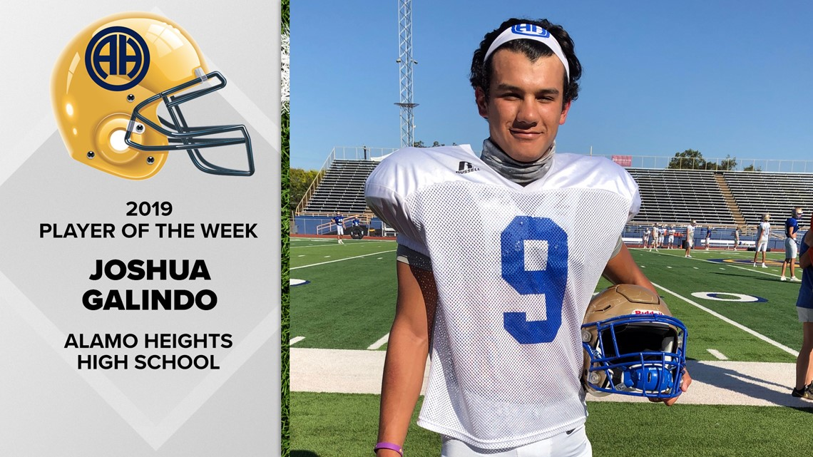 Player of the Week: Galindo proves it's not all about height at Alamo Heights
