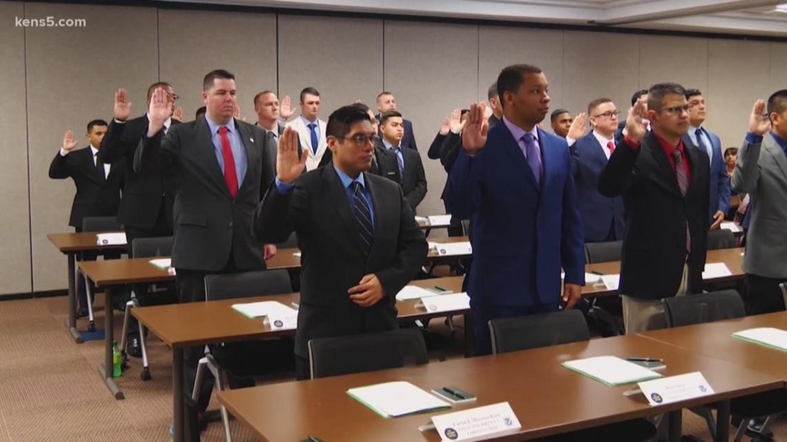 Border Patrol welcomes largest cadet class since border crisis began