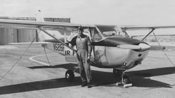 Air Force war hero remembered in San Antonio