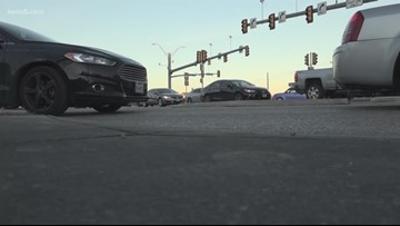 North SA intersection converted to 3-way stop as traffic lights undergo repairs
