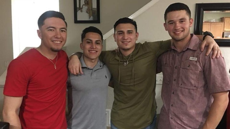 Southwest ISD rallies behind former baseball player hit by car