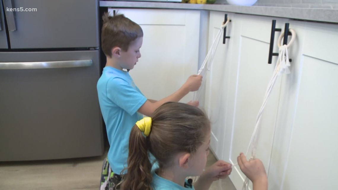 Made in SA: Two siblings take a homeschool project and used it to help others