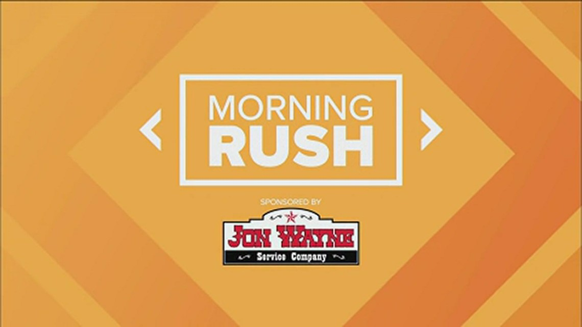 Morning Rush: Deadly shooting at apartment complex, chemical leak at water park, mayor in D.C. pushing for $25m grant & Keldon Johnson on the Team USA