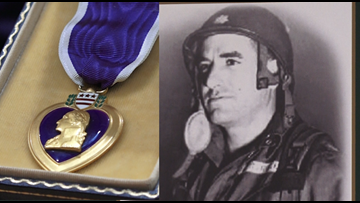 New details emerge about SA veteran's purple heart