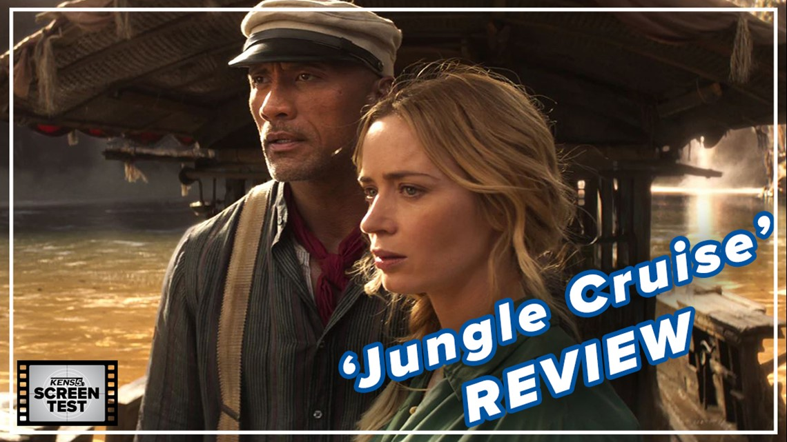'Jungle Cruise' Review: Emily Blunt, Dwayne Johnson headline derivative adventure ride