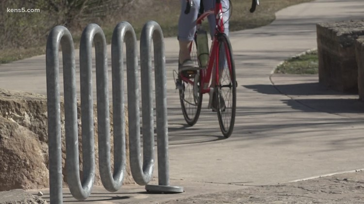 New trail system designs coming to Pearsall Park for people living in southwest San Antonio