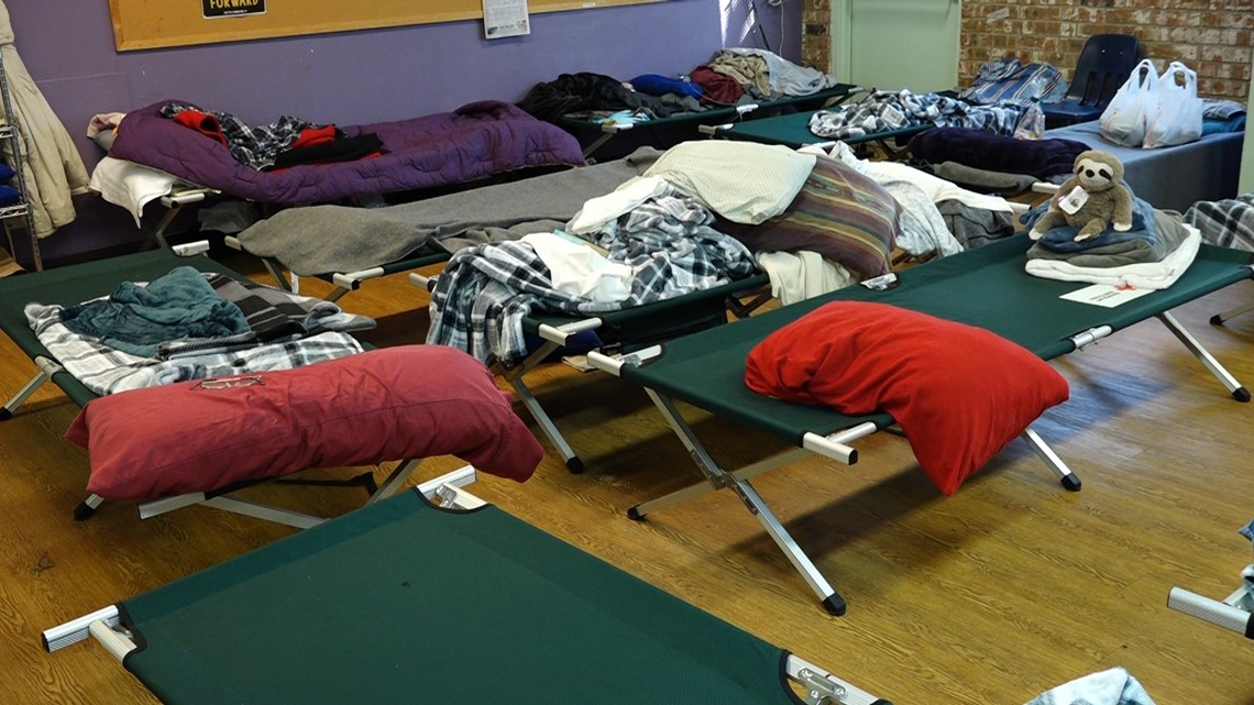 Winter shelter offers help to the homeless in New Braunfels