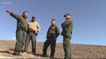 New Deputy Chief of Border Patrol talks about new role, growing up on the border