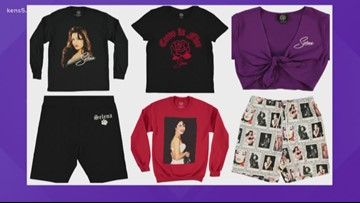 Selena collection at Forever 21 stealing hearts across social media