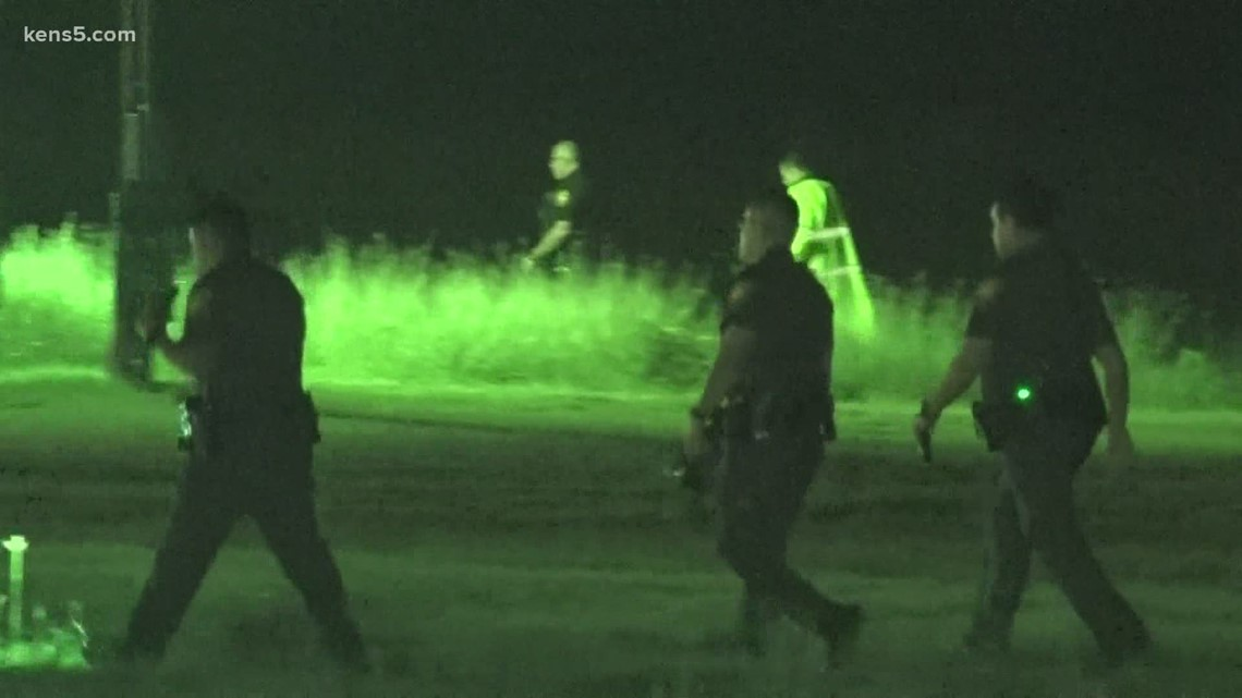 SAFD: At least 29 possible undocumented migrants detained on southwest side