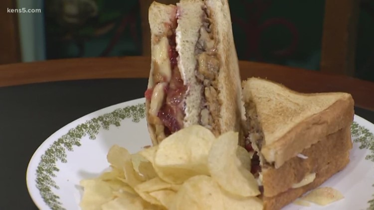 Neighborhood Eats plates up creamy, crunchy creations at PB &J with Tay