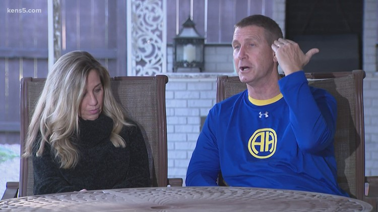Alamo Heights coach Ron Rittimann and his family reflect on COVID-19 sending him to the hospital