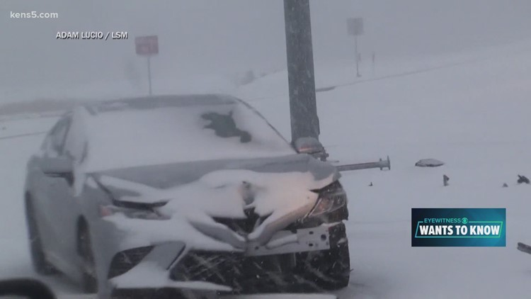 What you need to file insurance claims after the winter blast | Eyewitness Wants to Know