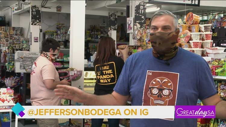 Jefferson Bodega is more than your average store