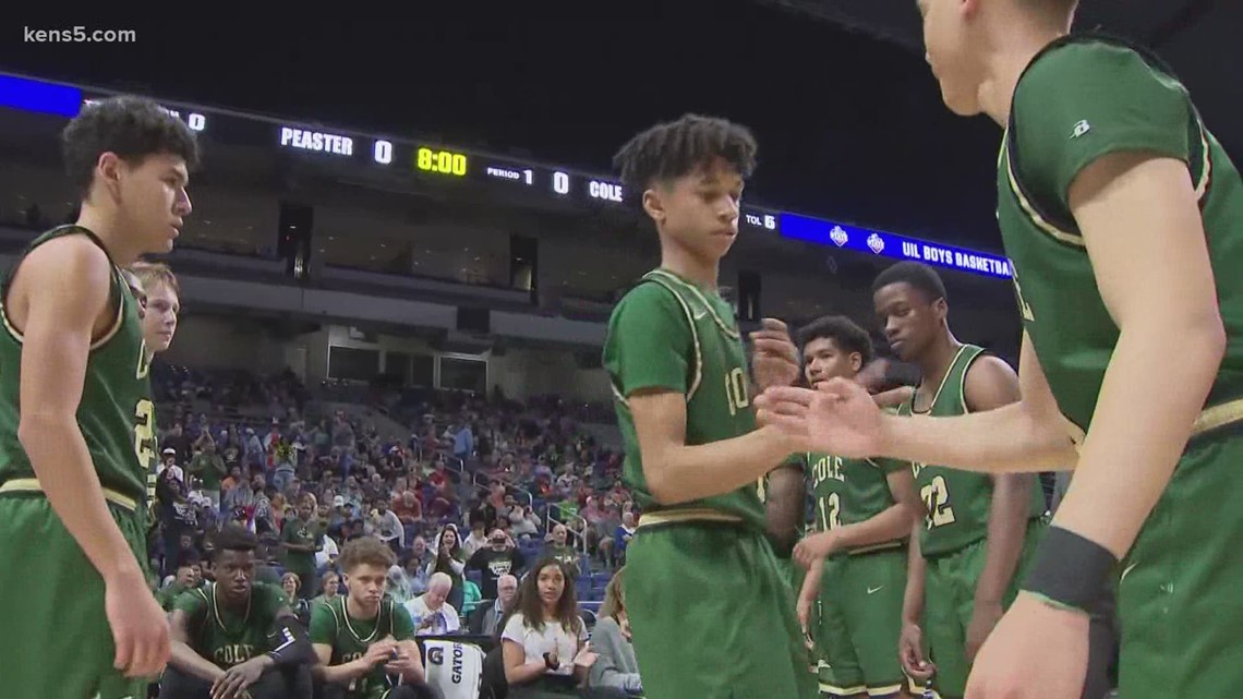 Cole High boys basketball returns to 3A title game a year after pandemic put season on hold