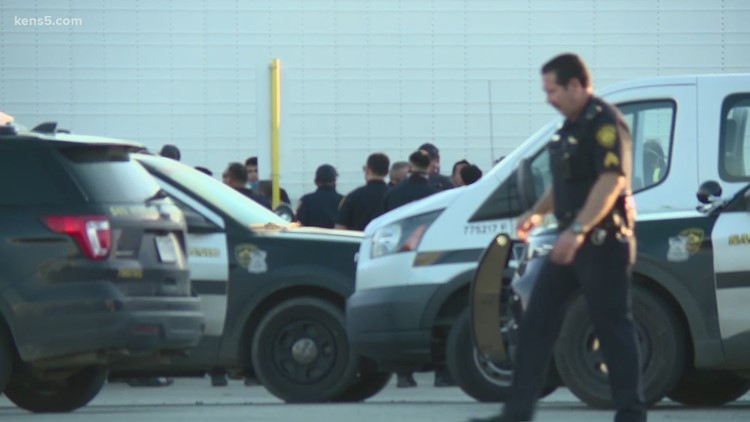 A closer look at when law enforcement responded to a big rig carrying dozens as part of human smuggling operation