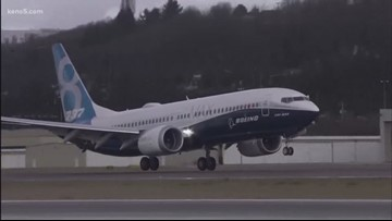 Boeing 737 Max planes have landed indefinitely