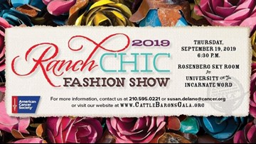KENS CARES: Ranch Chic Fashion Show benefits American Cancer Society